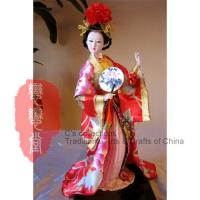 Buy cheap Silk Figurine from wholesalers