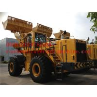 Wholesale SINOTRUK 18T 3m³ Compact Wheel Loader ZL50G highly cost effective from china suppliers