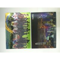 Wholesale Full Color Printing 0.6 MM PET 3d Lenticular Card With Pearlised Film from china suppliers
