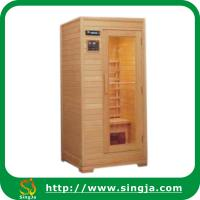 Wholesale High quality infrared sauna room(ISR-01A) from china suppliers
