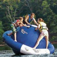 Wholesale Inflatable Water Floating Ufo For Water Park Amusment Sports Games from china suppliers