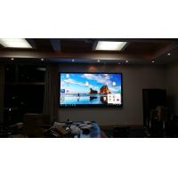 Buy cheap Front Maintenance P7.62 Indoor Full Color LED Display Wall For Rental Cabinet from wholesalers