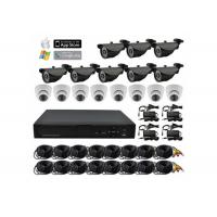 Wholesale Embedded Wireless Security Camera System 8 Outdoor Waterproof Ahd Camera + 8 Indoor Demo Ahd Camera, 16 Channel DVR from china suppliers