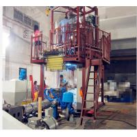 Wholesale Pvc  Rotary Blown Film Machine High Output 90-110Kg/H from china suppliers