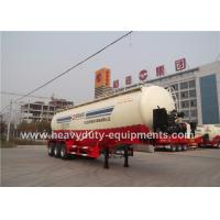 Wholesale 38CBM semi trailer for powder material transportat support color customizing from china suppliers