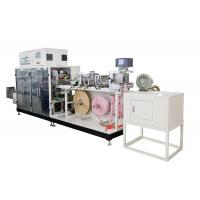 China GACHN Wet Wipes Packing Machine Multiple Piece Three Phase Four Cables System on sale