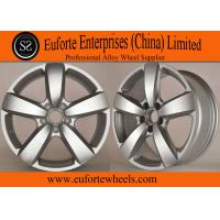 Wholesale 17 Inch Silver Volkswagen Aluminum Off Road Wheels 7.0 Inch Width Standard from china suppliers