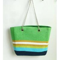 Wholesale Fashionable grass straw beach tote bag from china suppliers