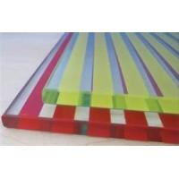 Wholesale High mechanical strength reflective Heat Strengthened colored tempered Glass from china suppliers
