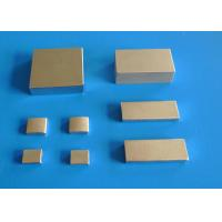 Wholesale High Performance All kinds Block Samarium Cobalt Magnets Manufacturer from china suppliers