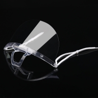 Wholesale Anti Fog Transparent Mouth Cover For Hotel Kitchen from china suppliers