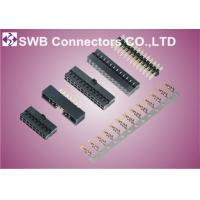 Wholesale Gold Flash Contact 2mm Pitch Connector Pin Header Dual Rows 4601 Series from china suppliers
