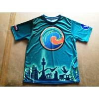 Quality Coolmax Sublimated Sportwear Digital Printing for sale