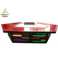 Wholesale Japanese Restaurant Hibachi Grill Electromagnetic Heating Teppanyaki Grill U - shape from china suppliers