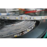 3528 Epistar SMD LED Strip Light , DC12V / 24V led coloured strip lights 60leds / m