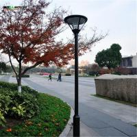 Wholesale Simple European Outdoor three meters outdoor garden lights led head lamp energy light Chinese from china suppliers