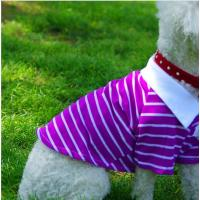 Buy cheap Personalized Dog Clothes T Shirts from wholesalers