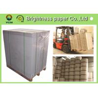 Wholesale Clay Coated Newsback Board Shoe Boxes Cardboard Rolls For Packaging Moisture Proof from china suppliers