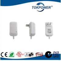 Wholesale White Power Adapter 5V 1A 5W  UK plug USB Wall Mount Power Supply Short-Circuit protection from china suppliers
