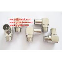 Wholesale Coaxial Adapter Coaxial Adaptor PAL Male To F Female cable connector / FF.PALM.04L from china suppliers