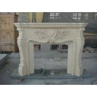 Quality Marble Carving Fireplace (LY-489) for sale