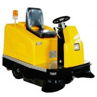 manual power sweeper