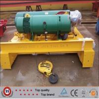 Wholesale Excellent Service Motorised Rail Transport Trolley On Rails from china suppliers