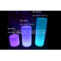 Wholesale Fashionable Rgb Colour Changing Cylinder Led Indoor Outdoor IP 65 from china suppliers