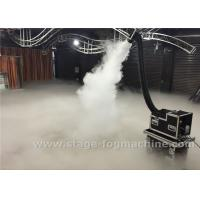 Wholesale 2800W  Water Low Fog machine only consume water and a litter fog liquid from china suppliers