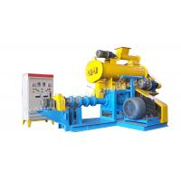 Wholesale DSP60 0.18-0.20t/h Wet Type Fish Feed Extruder catfish feed making machine from china suppliers