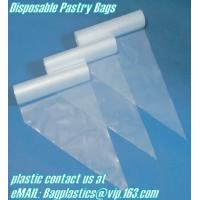 Wholesale Baking packs, pastry, Cake Cream, Decorating, Pastry bags, piping, pastry disposable bags from china suppliers