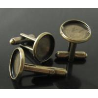 Wholesale WholesaleAnti-brass cufflink for garment accessory from china suppliers