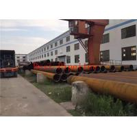 EN 10240 Class A1 ERW Galvanized Pipe High Frequency Welded For Mechanical for sale