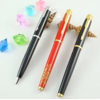 Wholesale high quality valuable branded metal roller pen,customized roller gift pen from china suppliers