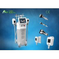 Wholesale Combined with Cryolipolysis,ultrasonic,Vacuum and RF Techenical cryolipolysis slimming machine for beauty salon from china suppliers