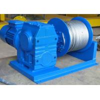 Wholesale Professional electric wire rope winch manufacturer with high quality from china suppliers