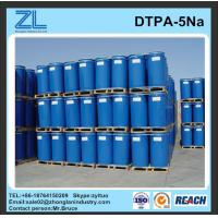 Wholesale light yellow DTPA-5Na liquid for cosmetics from china suppliers