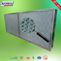Wholesale SUS High Temp Hepa Filter High Efficiency Portable Air Filter from china suppliers