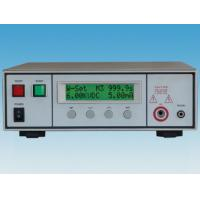 Buy cheap 80% RH Dielectric Voltage Withstand Test Equipment With 16X2 Dot Matrix Digital Display from wholesalers