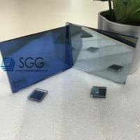 Wholesale Dark Blue Reflective glass 4mm 5mm 5.5mm 6mm 8mm 10mm 12mm from china suppliers