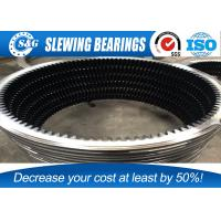 Wholesale Koyo excavator Parts Komatsu PC120-6 Swing Circle Bearing , Low Friction slewing rings from china suppliers