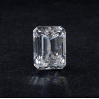 Wholesale Genuine 3 Ct VVS1 Emerald Cut DEF Super White Loose Moissanite Diamond 9x7 Mm from china suppliers