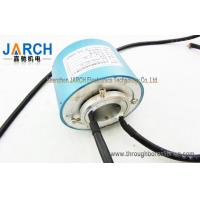 Wholesale IP54 Thermocouple Slip Ring / Electrical Slip Ring Connectors , 500RPM Max Speed from china suppliers