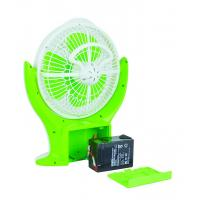 Quality 2 Speed Mini Electric Rechargeable Emergency Fan USB Charged Fan for sale