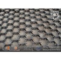 Wholesale 20mm depth 14gauge Low Carbon Mild Steel Hexmetal with lances | China Hexmetal Supplier from china suppliers