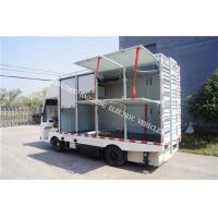 Wholesale 5t Load Capacity Electric Cargo Van Semi Convertible With Machinery Steering Mode from china suppliers