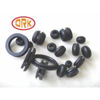 Wholesale Automobile Silicone Rubber Bushing Seal High Flexibility 70 ± 5 Shore Hardness from china suppliers