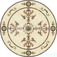 Wholesale Nutural Stone Water-jet Patch Works/Inlay Medallion from china suppliers