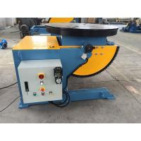 Wholesale 3 Jaws Rotary Welding Positioners For Pipe Tilting And Rotation 0 - 120° Automatic Tilt Angle from china suppliers