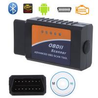 Wholesale Bluetooth ELM327 Vgate Scan Advanced OBD2 Bluetooth Scan Tool Android OBD2 Reader from china suppliers